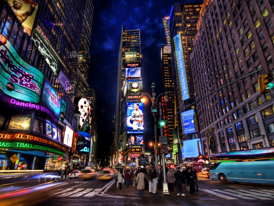 Modern City New York City  USA Beautiful Places To Visit