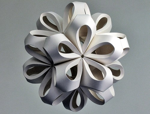 Awesome Paper Art Photos Pictures Gallery