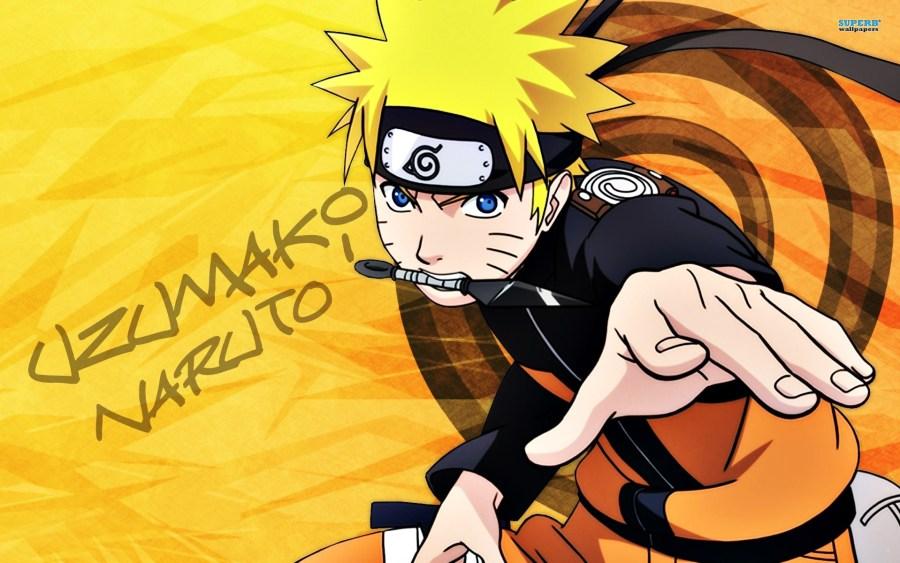 Wallpaper Uzumaki Naruto Dekstop HD Wallpapers Uzumaki Naruto Anime