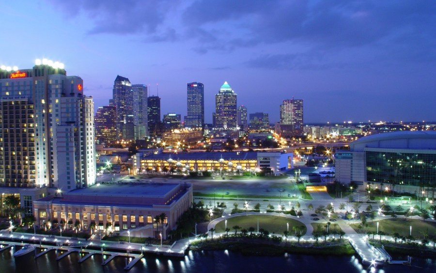 Awesome Florida City Town Photo HD Wallpaper Free Download
