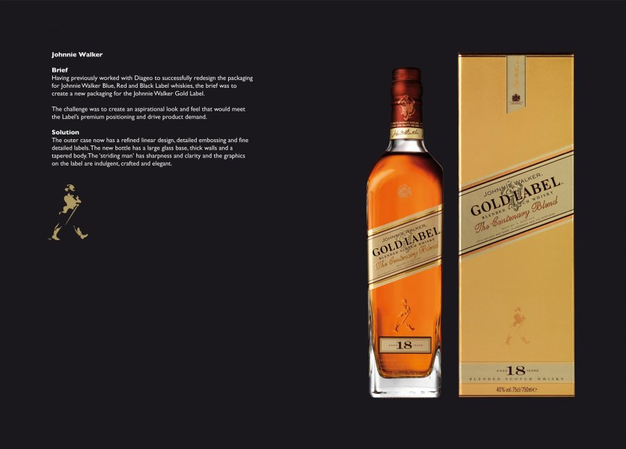 Johnnie Walker Gold Label Pictur Wallpaper HD Widescreen