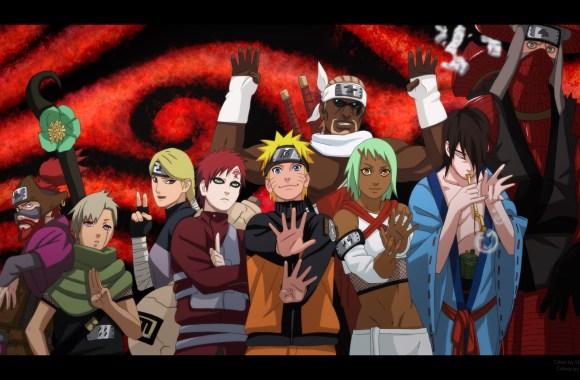 Naruto Shippuden Manga Anime Picture HD Wallpapers