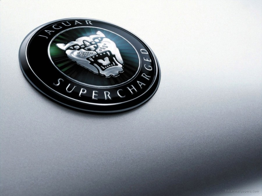 Jaguar Logo Ground Wallpaper HD Widescreen For Your PC Computer