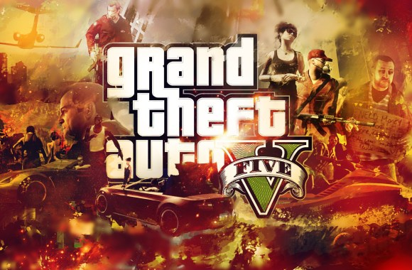 Grand Theft Auto V Wallpapers HD Images For Your PC Computer