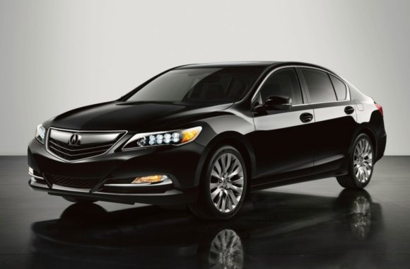2014 Acura RLX Luxury Sport And Hybrid Cars Automotive Photo Picture Image