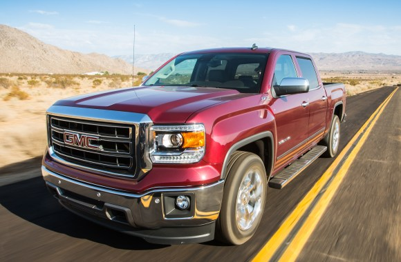 2014 GMC Sierra 1500 Automotive Looks Ahead Picture Photo