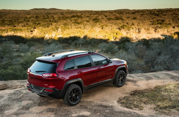 Amazing New Jeep Cherokee Car Automotive 2014 Photo Picture Desktop