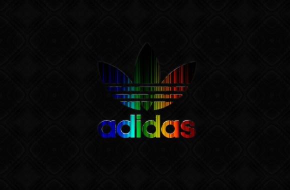 Adidas Logo Taringa HD Wallpaper Widescreen For Your PC Computer