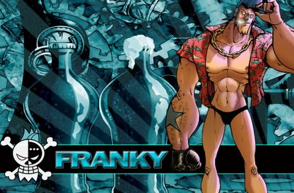 Franky Jolly Roger HD Wallpaper One Piece Anime Manga Widescreen