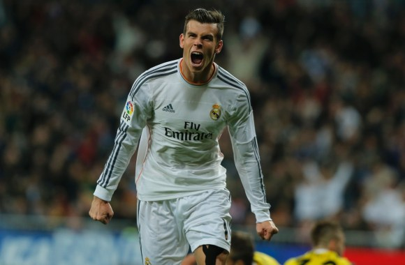 Gareth Bale Celebration For Real Madrid Photo And Picture Sharing