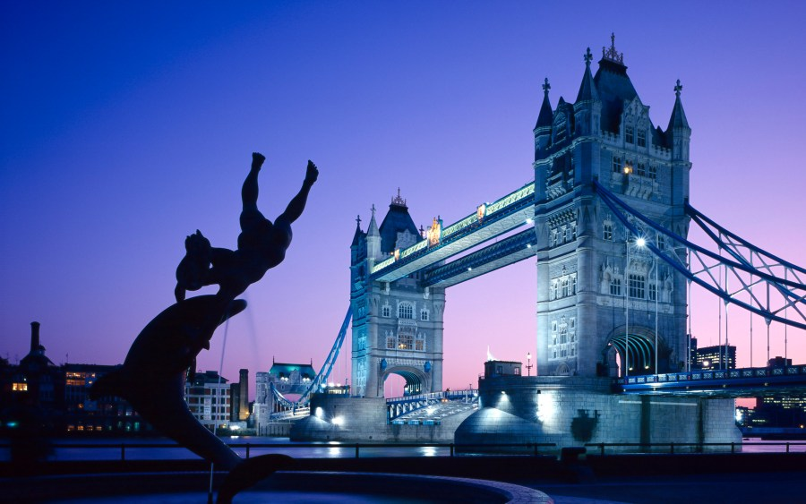 Amazing London Tower Bridge High Resolution In HD Wallpaper