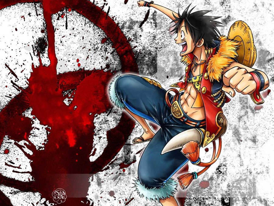One Piece Monkey D Luffy Captain Of The Straw Hat Pirates HD Wallpaper
