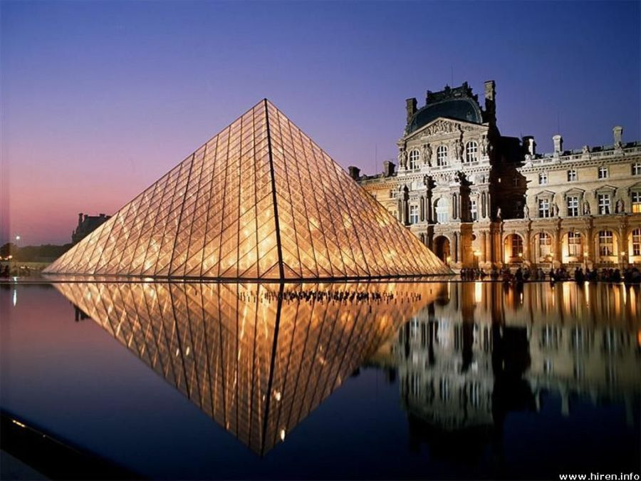 Awesome Building In Paris France Photo Picture HD Wallpaper
