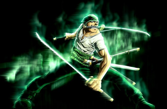 Amazing HD Wallpaper And Background Od Roronoa Zoro One Piece Manga
