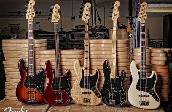 Amazing HD Wallpaper Photo Fender Jazz Bass Free Download