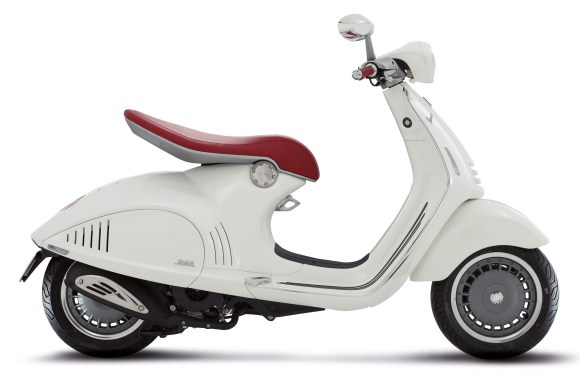 Beautiful White Vespa 946 Automotive Photo And Picture Sharing