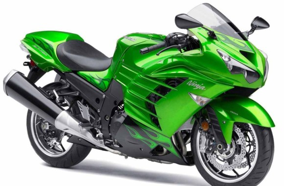 Kawasaki ZX 14R Motorcycle Photos Pictures HD Wallpapers Gallery