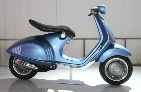 Blue Vespa 946 Automotive High Quality In HD Wallpaper Photo