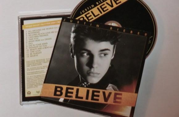 Justin Bieber Believe Movie Original DVD Photo HD Wallpeper Picture