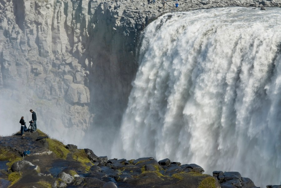 Dettifoss Waterfall Nature Photos Pictures HD Wallpapers Gallery