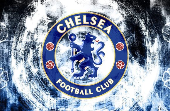 Amazing Chelsea FC Logo The Blues HD Wallpaper Picture Free Download