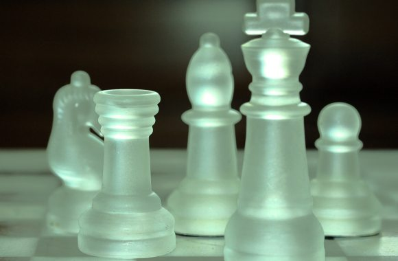 Beautiful Chess From Acrylic HD Wallpaper Picture Photo Free Download