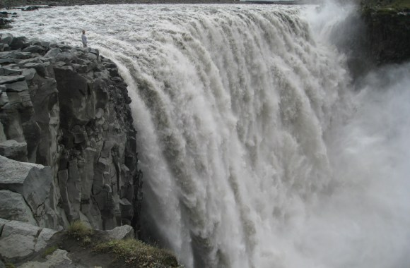 Beautiful Place To Visit Dettifoss Waterfall Photo And Picture Sharing