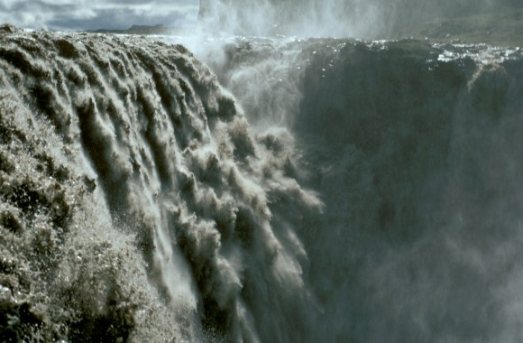 Amazing Dettifoss Waterfall High Quality In High Definition Wallpaper