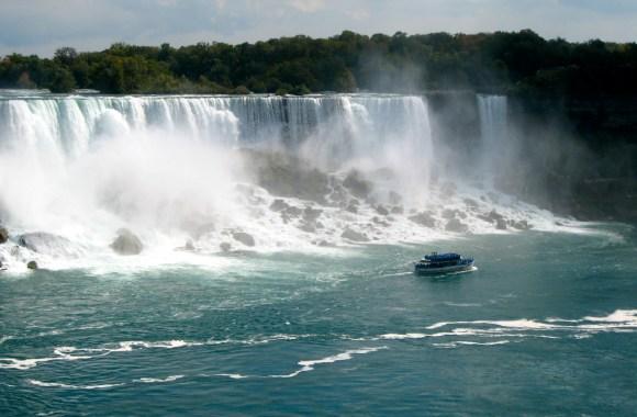 Free Download HD Wallpaper Widescreen Of Niagara Waterfall Nature