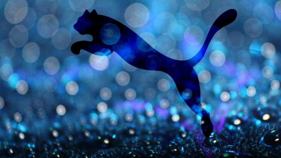 Puma Logo Water HD Wallpaper Picture Image Free Download