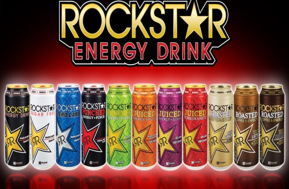 Rockstar Energy Drink Flavors HD Wallpaper Picture Widescreen
