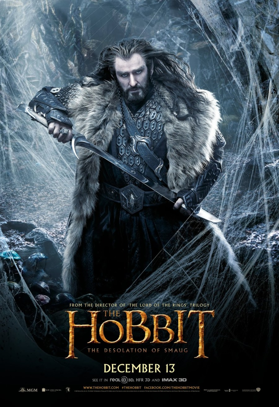 The Hobbit The Desolation Of Smaug HD Wallpaper Poster For iPhone 5