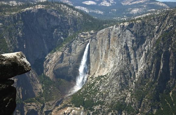 Yosemite Waterfall America Photo Picture Free Download