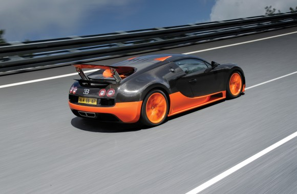Awesome Bugatti Veyron 16 4 Super Sport Automotive HD Wallpaper