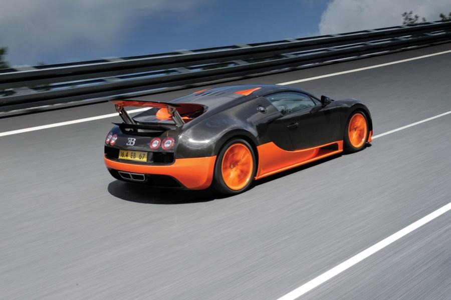 Awesome Bugatti Veyron 16 4 Super Sport Automotive HD Wallpaper