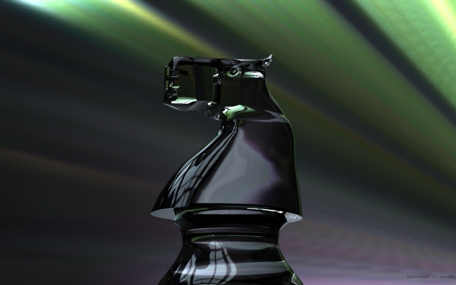 Amazing Chess Knight HD Wallpaper Widescreen For Your PC Desktop