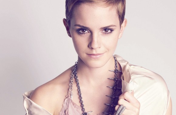 Emma Watson 2014 High Quality In HD Wallpaper Photoshoot