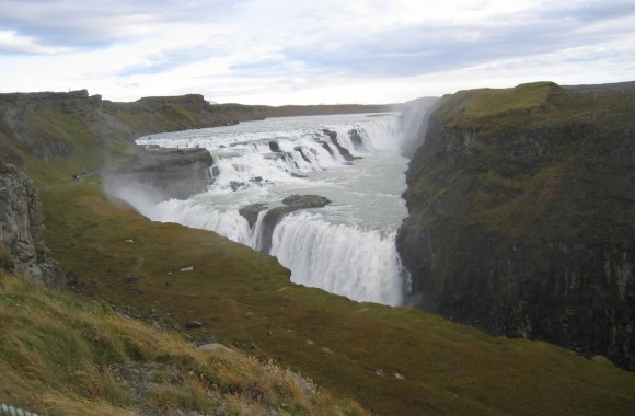 Gulfoss Waterfall Photo And Picture Sharing Free Download