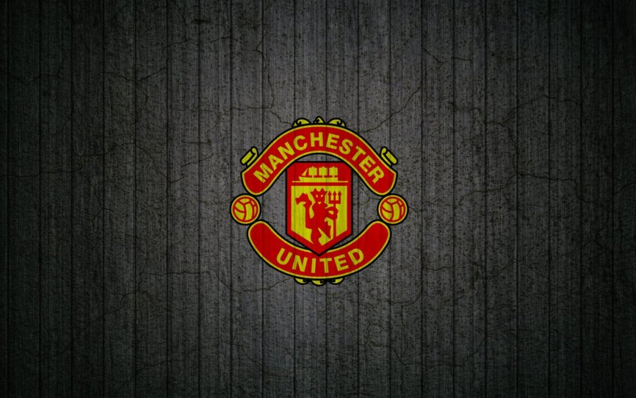 Manchester United Logo HD Wallpaper Manchester United Logo Background