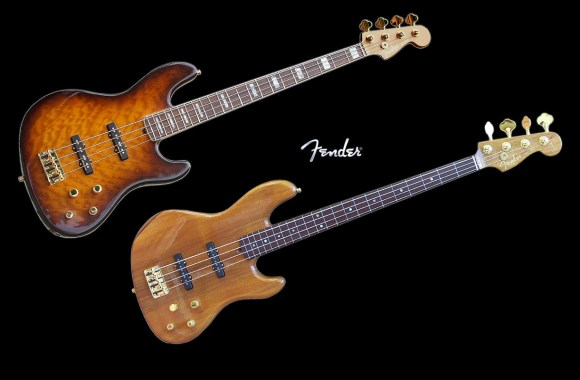 Amazing Fender Jazz Bass 1985 Photo Picture HD Wallpaper Blackground