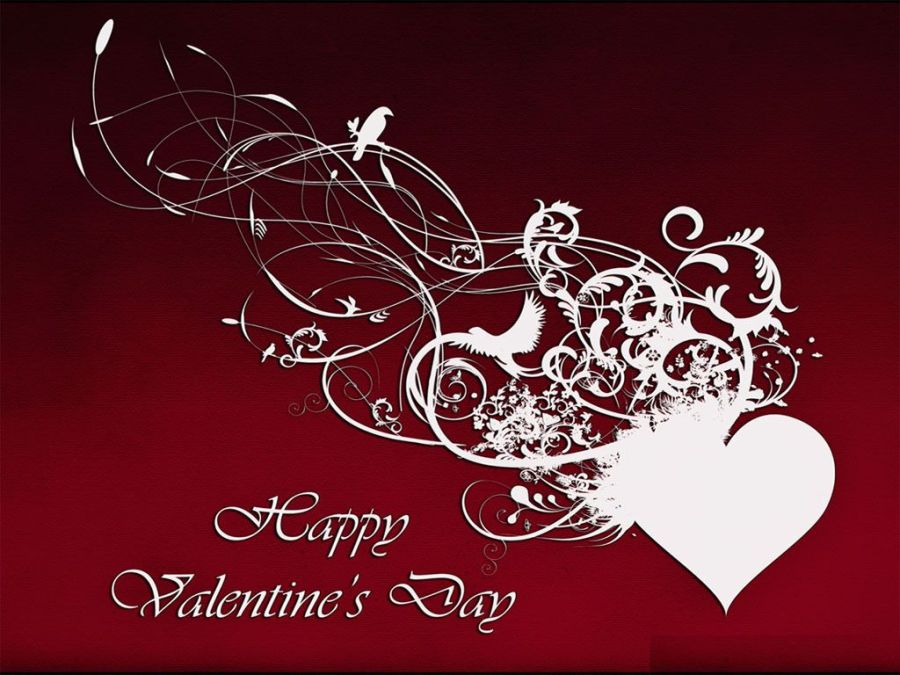 Awesome Love Valentine HD Wallpaper Image Background