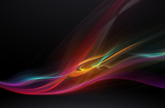 Abstract Smoke HD Wallpaper