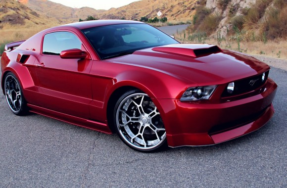 Cool Ford Mustang Wallpaper