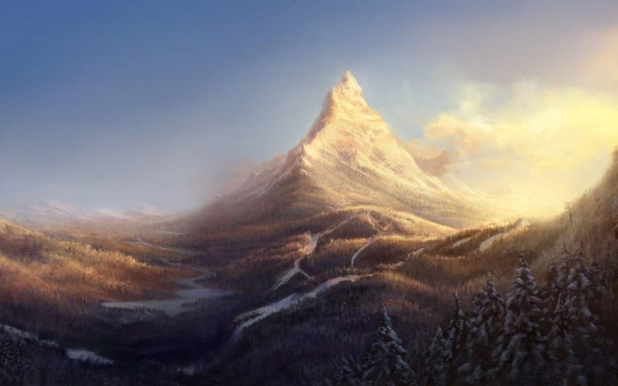 mountain-artwork