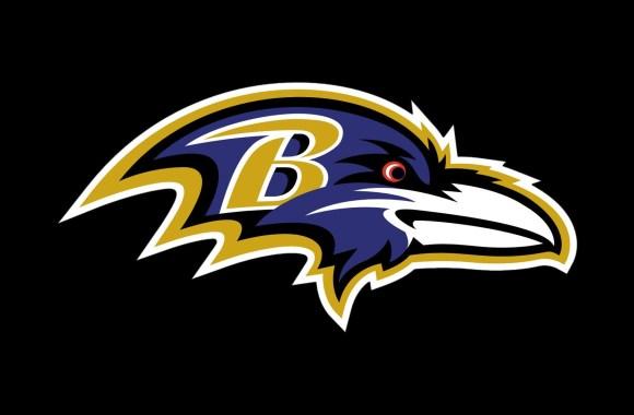 Baltimore Ravens Football Logo HD Wallpaper