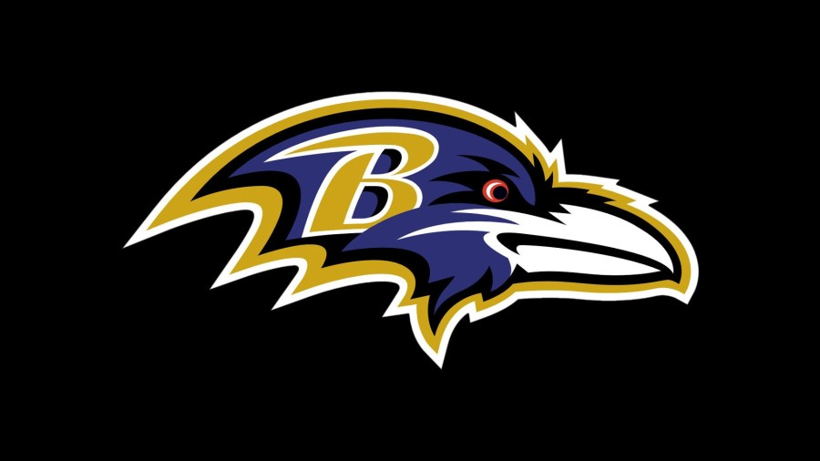 Baltimore Ravens Football Logo