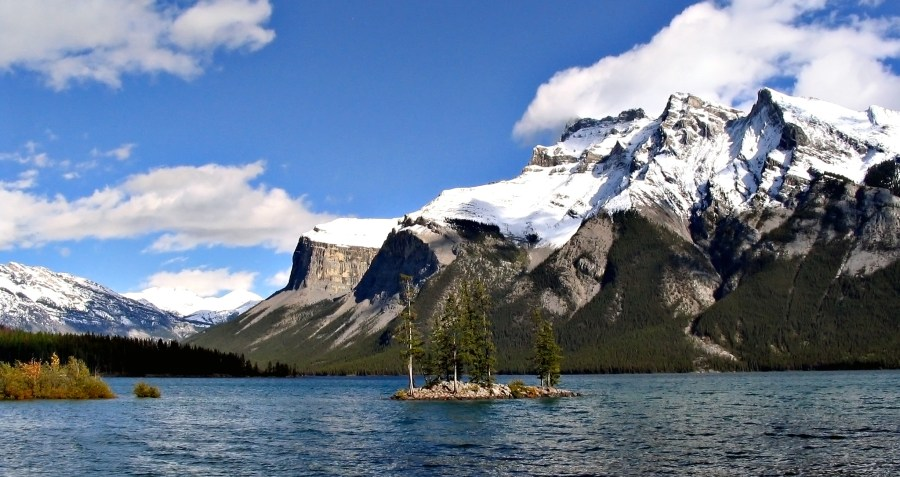 Lake_Minnewanka, Banff National Park
