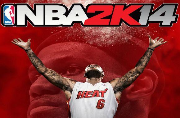 NBA 2K14 Game HD Wallpaper