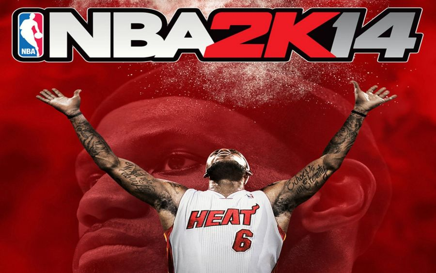 NBA-2K14 Game