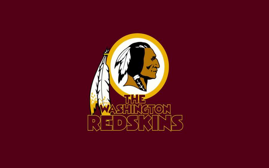 Washington Redskins Football Logo-1920